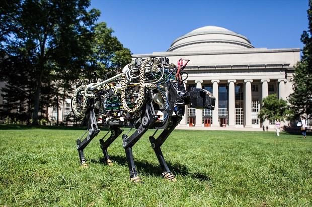 MIT Cheetah bot