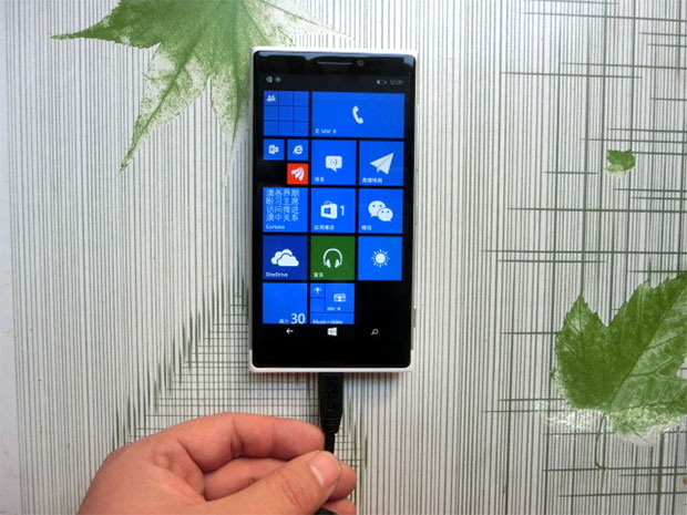 Lumia 1030 Front