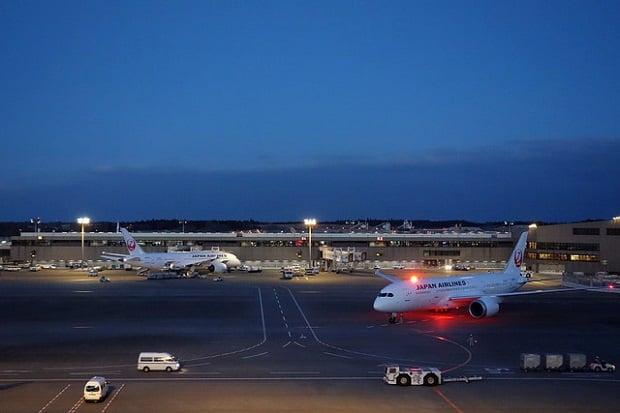 Japan 787 Dreamliner