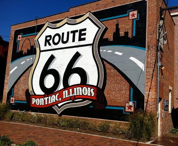 Pontiac Route 66