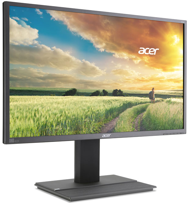 The Acer B326HK monitor is a sub-$1000 4K Ultra HD display.