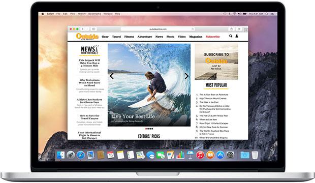 Apple Safari Update Borks OS X, Suggests Reinstalling ...