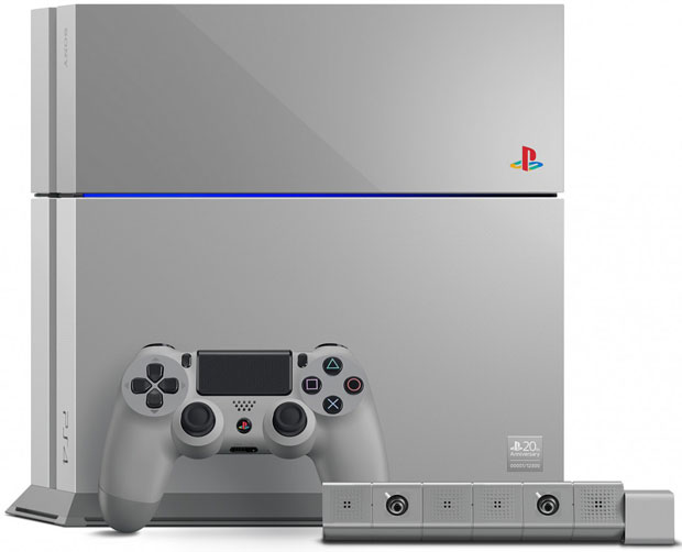 The gray Sony PS4 anniversary edition has been a huge it - and a moneymaker for some buyers-turned-sellers.