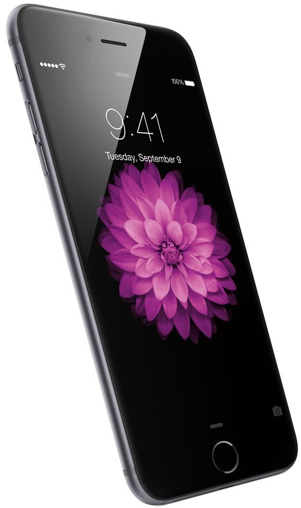 The iPhone 6 Plus is a new tool for United Airlines flight attendants.