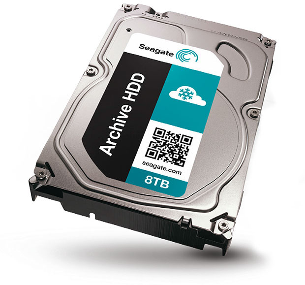 Seagate 8TB Archive HDD Large Version