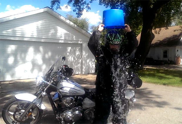 Paul Lilly ALC Ice Bucket Challenge