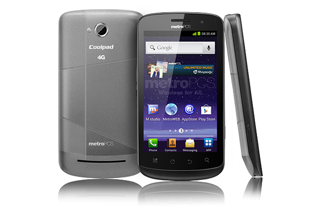 coolpad metropcs