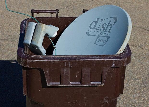 Dish Network Garbage