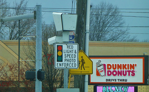 Chicago Red Light Cameras Cause More Rear-End Collisions, Decrease ...