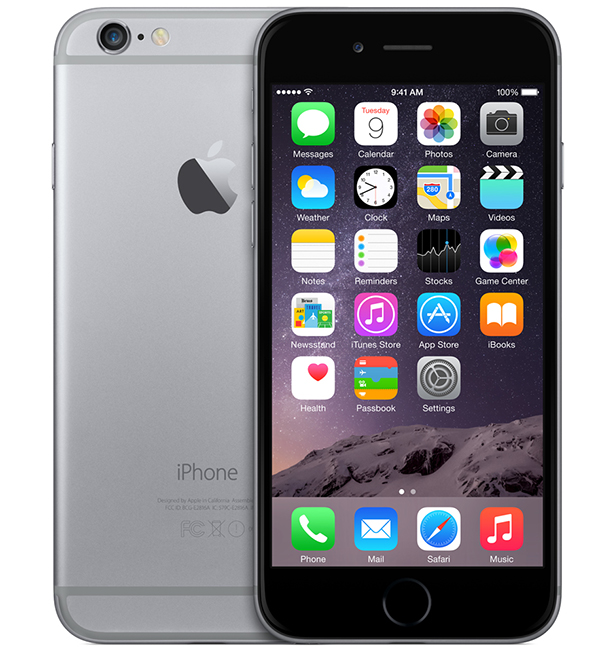 iphone6 gray select 2014