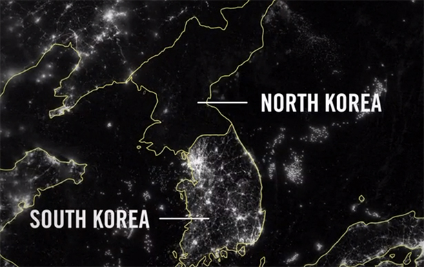 North Korea Internet Outage
