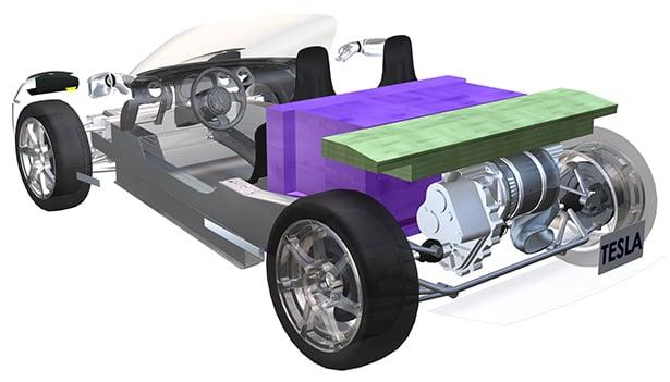 roadster battery