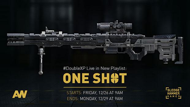 Call of Duty Advanced Warfare One Shot