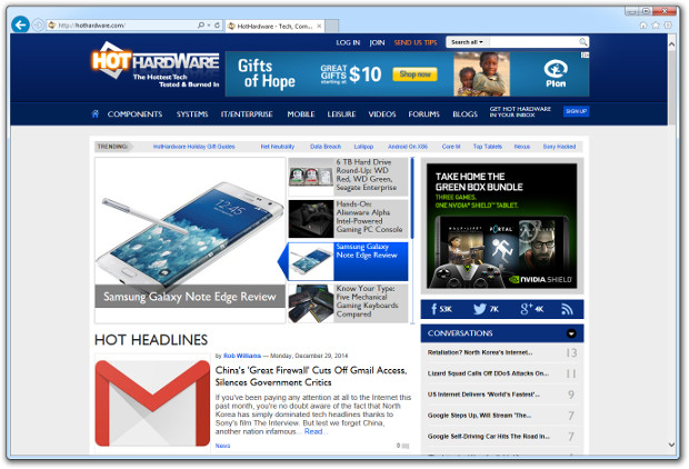 Spartan' Is Microsoft's All-New Lightweight Browser For