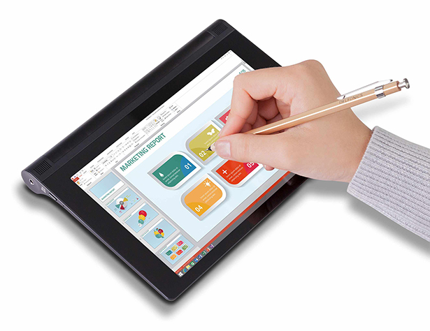 YOGA Tablet with AnyPen 6
