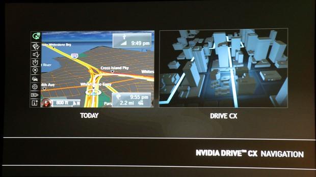 Drive CX Vitual Nav
