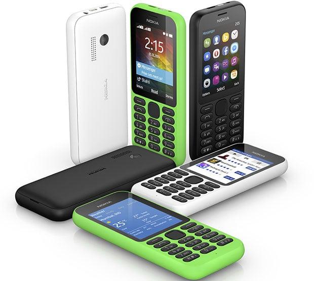Nokia Lumia 215
