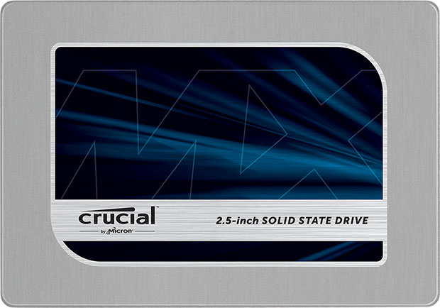 Crucial MX200 SSD