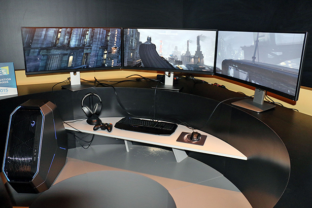 Alienware Area51 3840X1440 Surround Curved