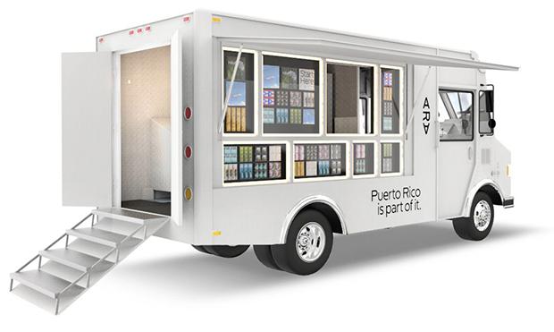 spiral truck