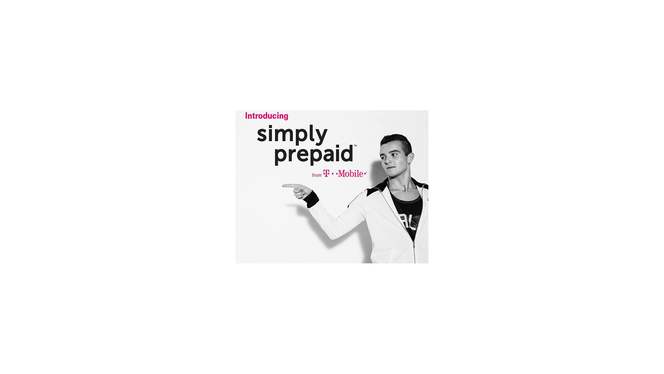 T-Mobile Launches $40 'Simply Prepaid' Plan, Throttles You After 1GB