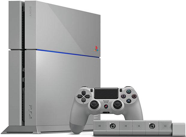 PlayStation 4 20th