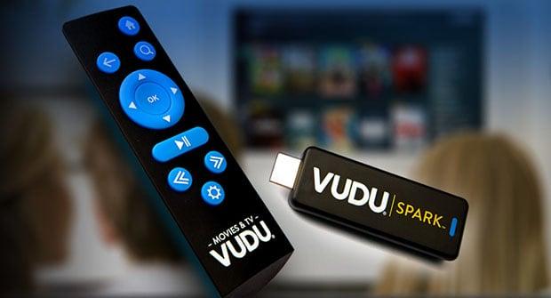 VUDU Spark TV Stick