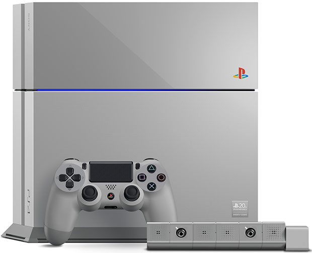 Sony PlayStation 4 20th Anniversary