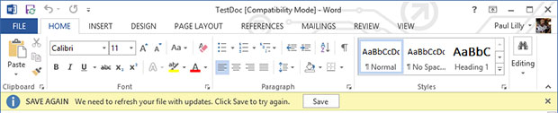 OneDrive Sync Error