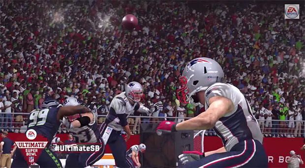 Madden Super Bown Screenshot