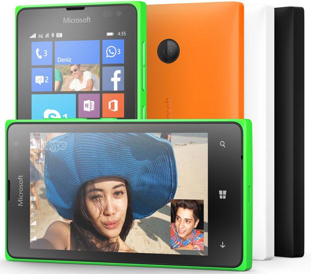 Microsoft Lumia 435 helped drive sales growth last quarter