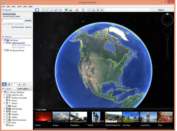 Google Earth Pro is now free, after being a subscription software for years.