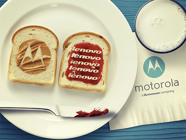 Motorola and Lenovo