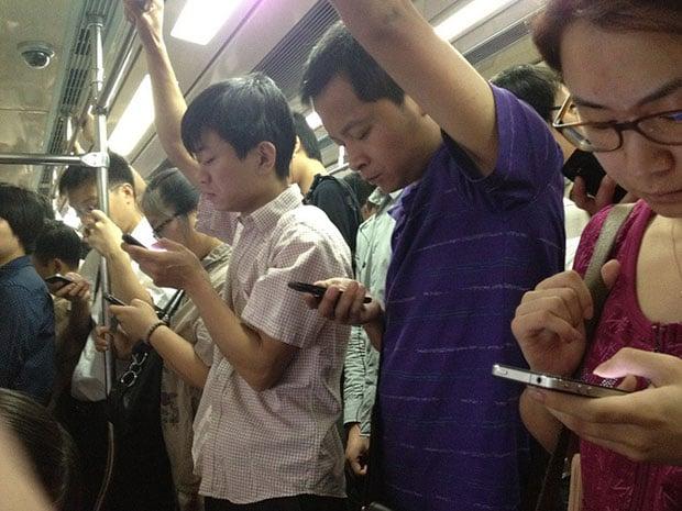 Mobile Internet China