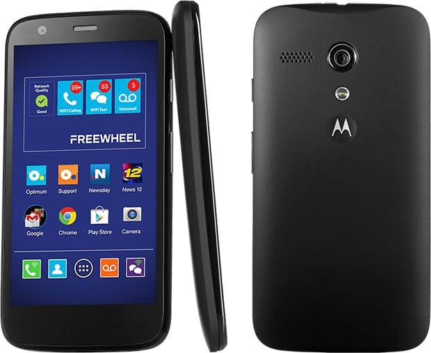 Freewheel Phone