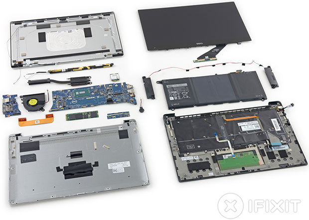 Dell XPS 13 Parts