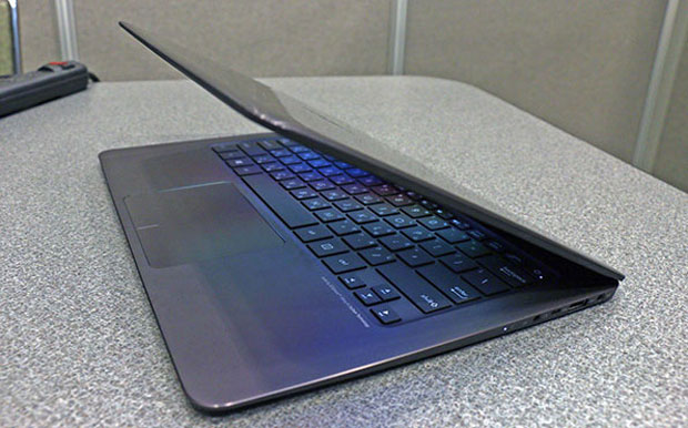 Asus is beefing up its UX305 ultrabook in April with a higher resolution display.