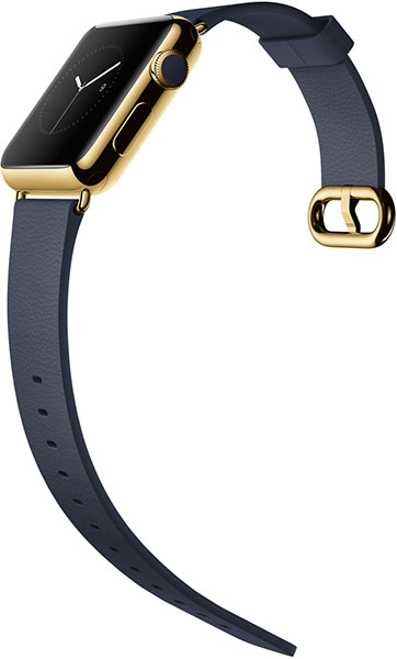 Apple Gold Edition Watch