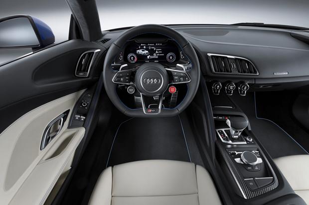 r8v10 interior