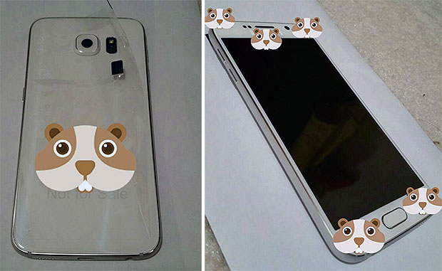 Samsung Galaxy S6 Leaked Photos
