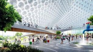 Google Campus Inside