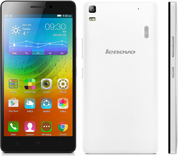 Lenovo Makes Mobile Play With 2-in-1 VIBE Shot Camera Phone