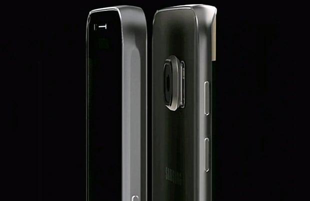 Galaxy S6 S6 Edge metal beveled edges