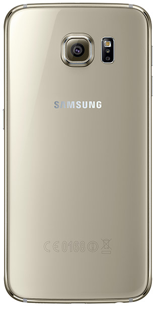 SM G920F 002 Back Gold Platinum