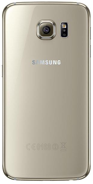 SM G920F 002 Back Gold Platinum