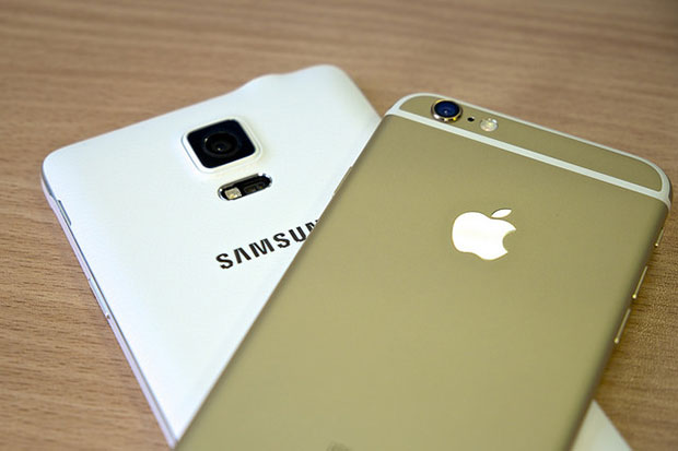 Apple Over Samsung