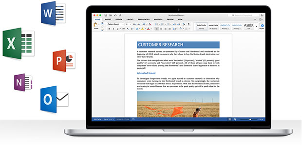 Microsoft Office 2016 OS X Preview