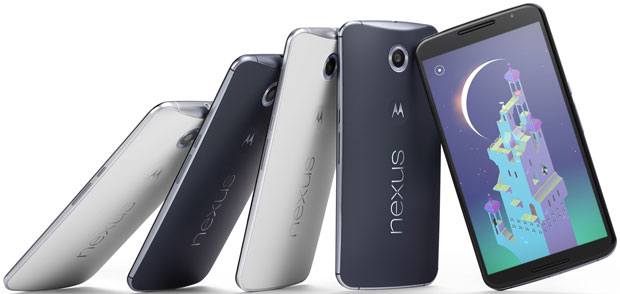 The Google Nexus 6 will support Google's new wireless carrier project