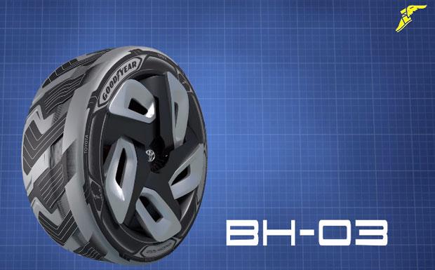 Goodyear BHO3 Tire