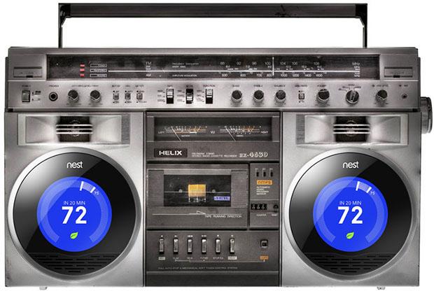 Nest Audio Boombox